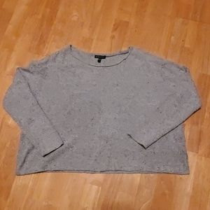 Eileen Fisher Cropped Sweater size Medium